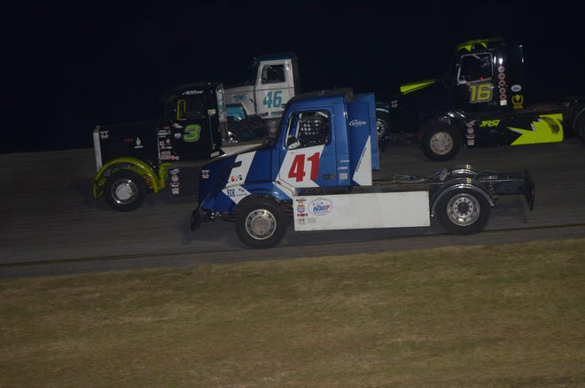 Approximately 20 of the biggest and best from the Bandit Big Rig Series will invade Five Flags and race Saturday before what promises to be a packed house for this unique event at the famed half-mile asphalt oval.