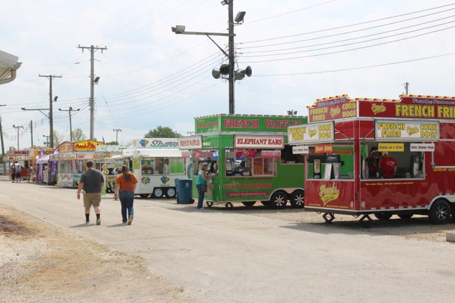 After attendance at the Ottawa County Fair was down last year as events and vendors were limited due to COVID-19, it will return to its normal full schedule in July.