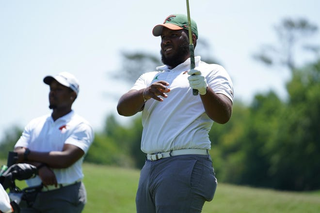 The FAMU men's golf team is coming off its first-ever MEAC title.