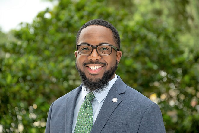 T.J. Lewis, business development manager for the Tallahassee-Leon County Office of Economic Vitality.