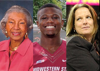 MSU regents have approved naming of locations in honor of Charyle O. Farris, Robert Tyree Grays and Noel Johnson.
