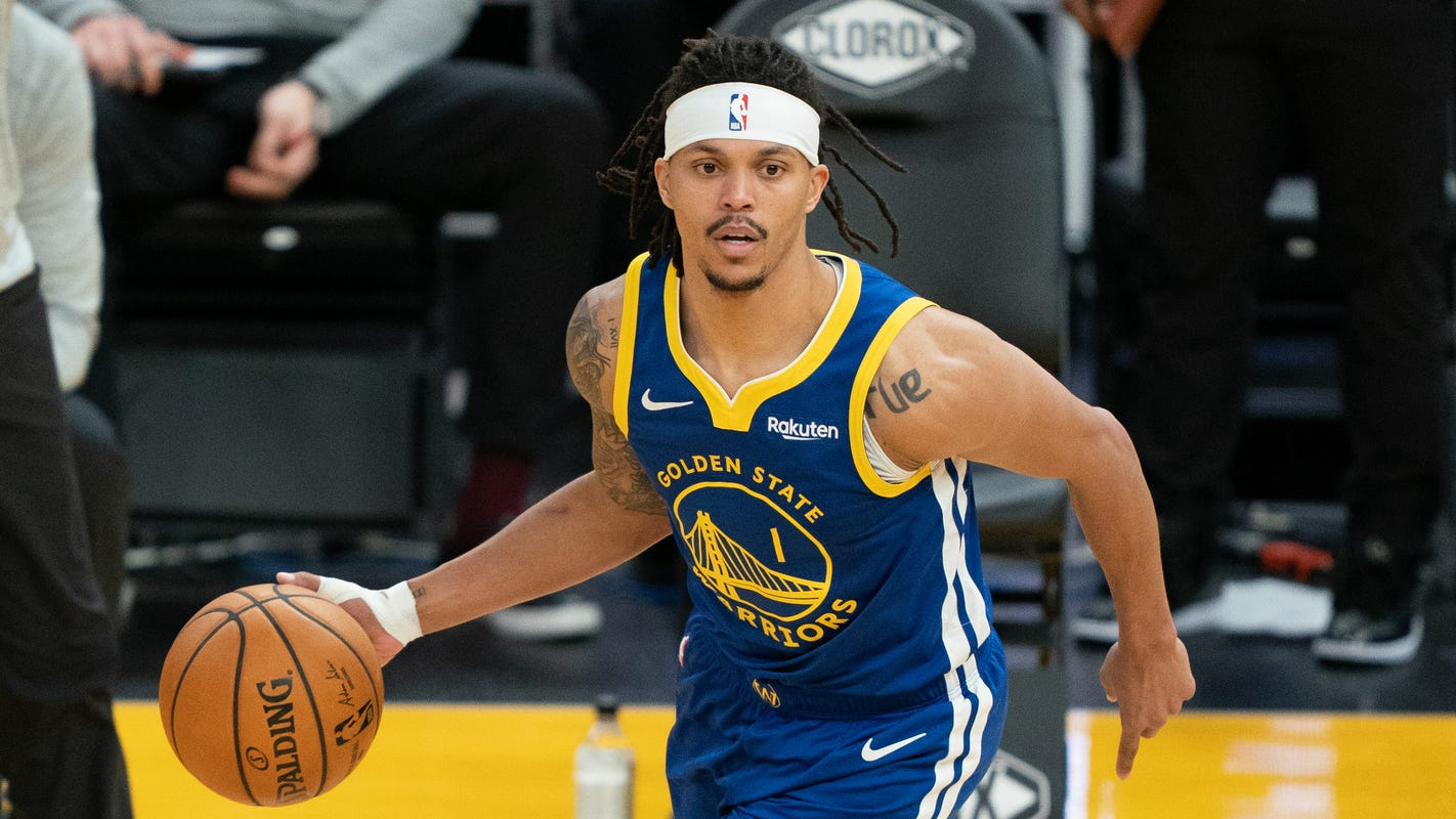 Warriors guard Damion Lee says he tested positive for COVID-19 despite being vaccinated - USA TODAY