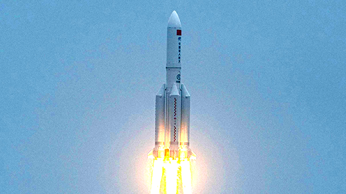 'Really unpredictable': Chinese rocket hurtling back to Earth; possible debris zone spans huge swath of globe – msnNOW