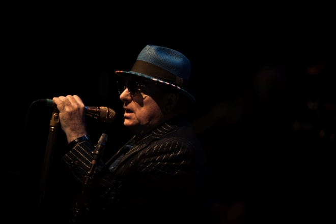 Van Morrison dropped his 42nd album, 'Latest Record Project: Volume 1', on May 7.