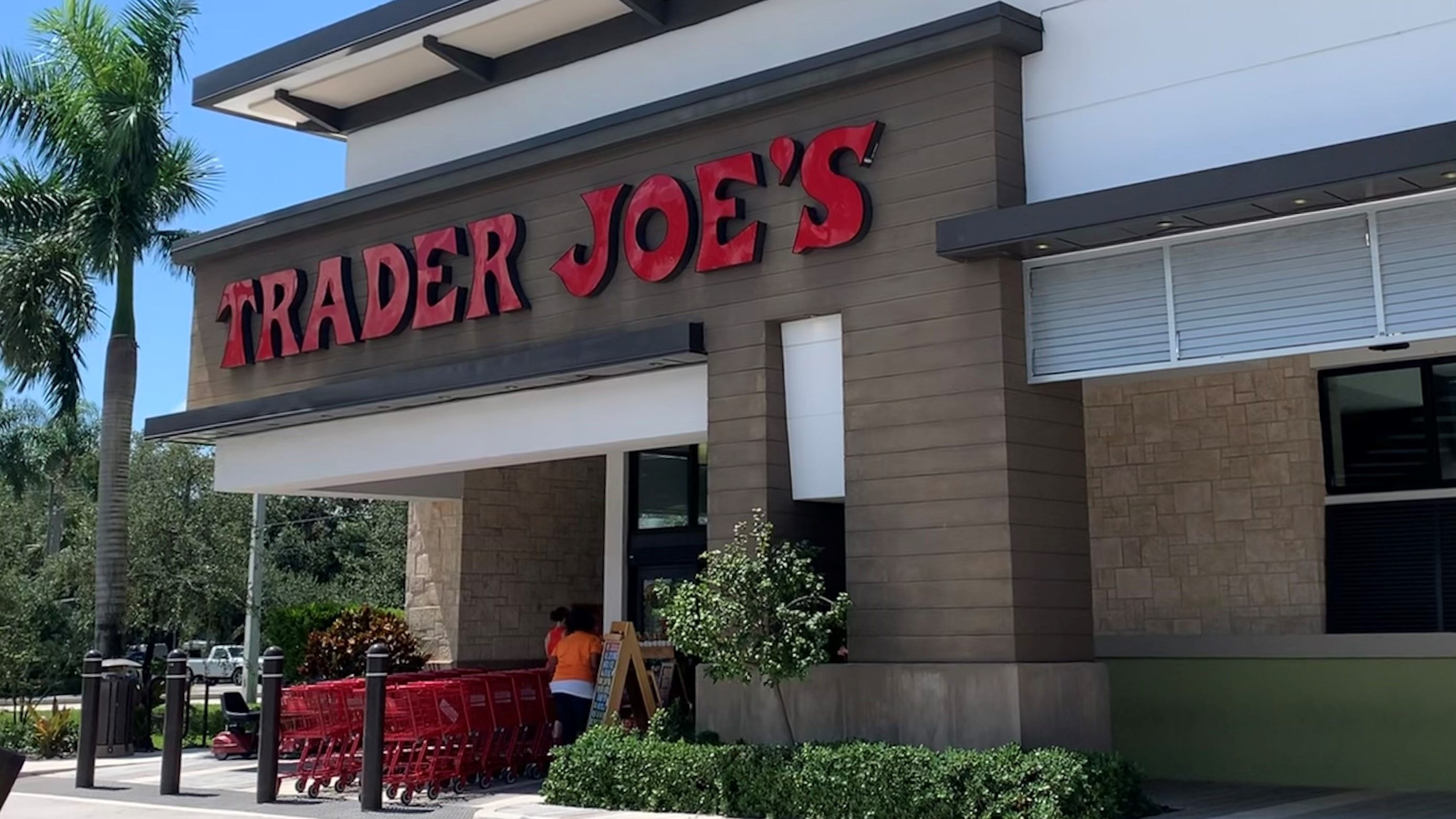 Trader Joe's is open July Fourth but stores will close early.