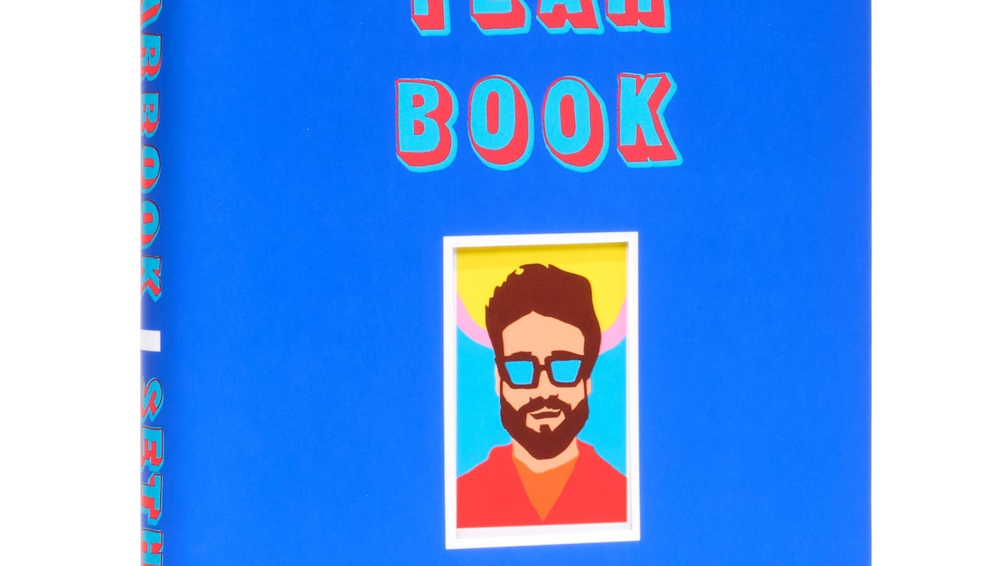 Seth Rogen talks Kanye West relationship, shrooms trip, oddball fame in new book 'Yearbook'