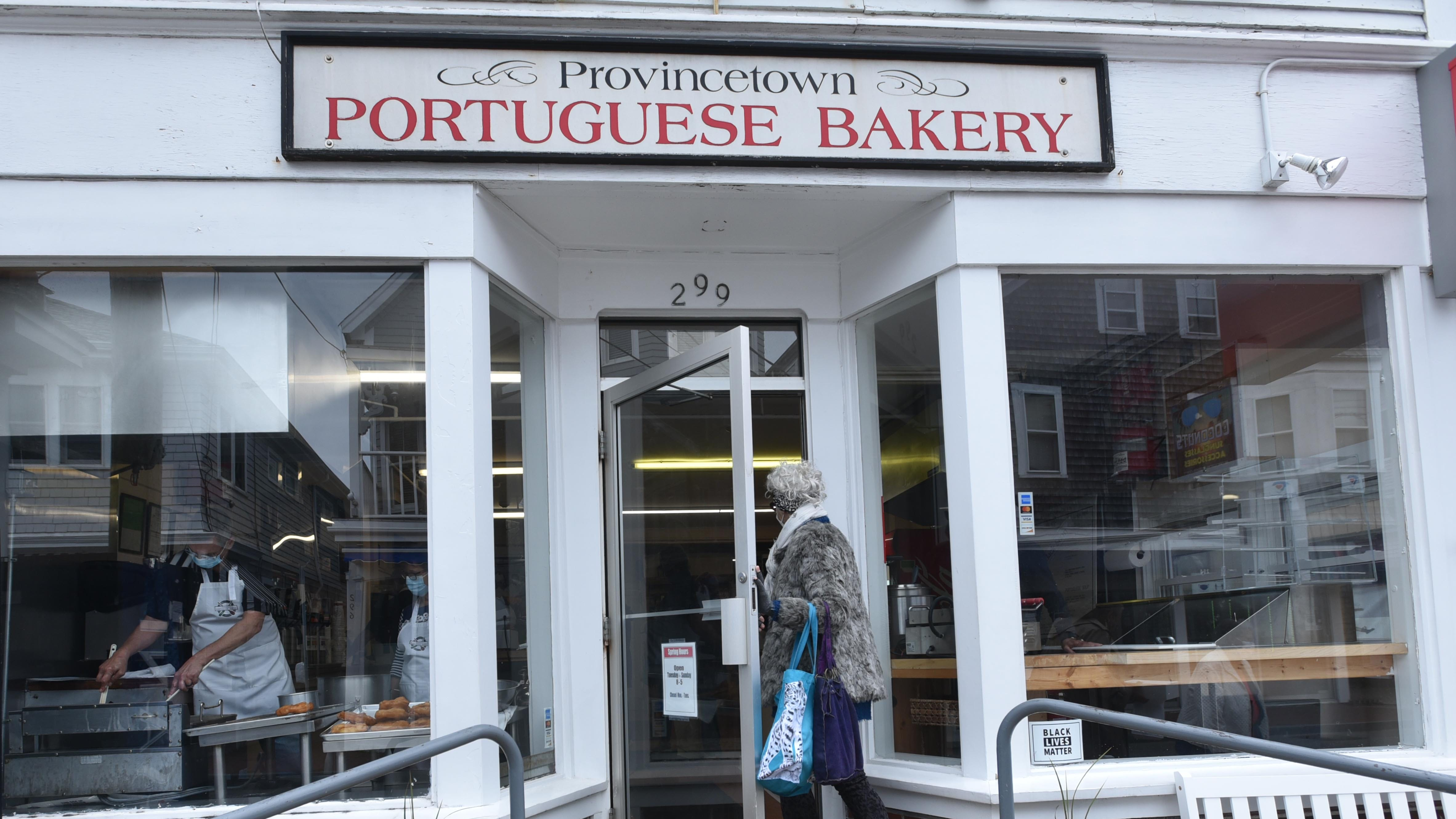 New owners reopen the Provincetown Portuguese Bakery to a warm response