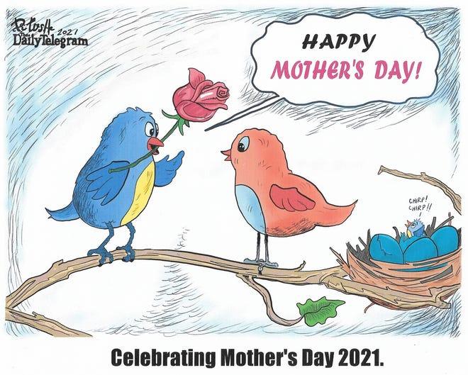 Celebrating Mother's Day 2021