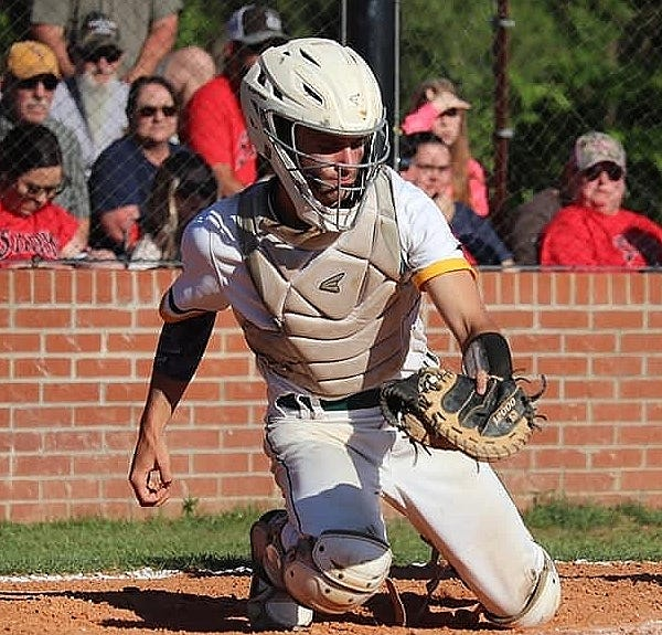 Hicks catcher Aiden Coffman connected on his fourth homer of the season on Friday, helping the Pirates to an 8-0 Class C quarterfinal win over Starks.