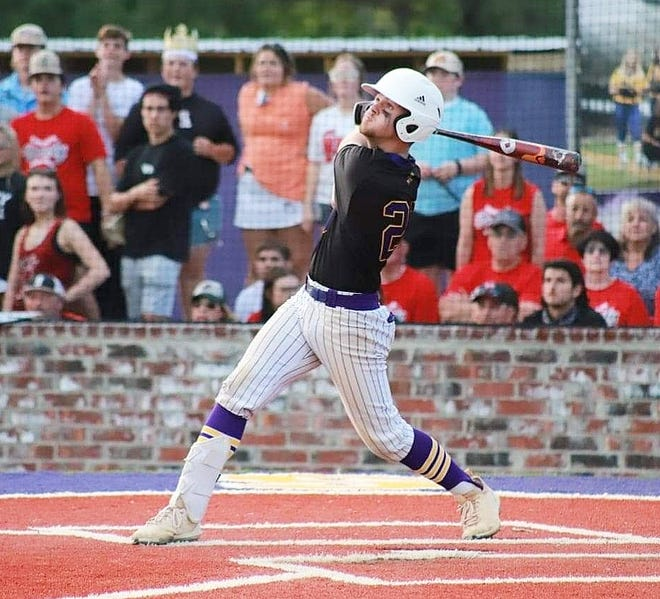Bryce Jensen had a hit and an RBI for South Beauregard in it's Game 1 loss on Friday to Brusly, 4-2.