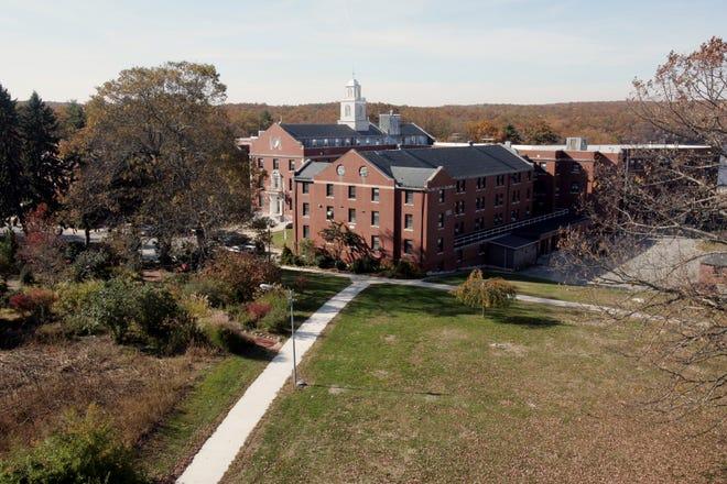 Eleanor Slater Hospital's Zambarano Unit, in Burrillville.