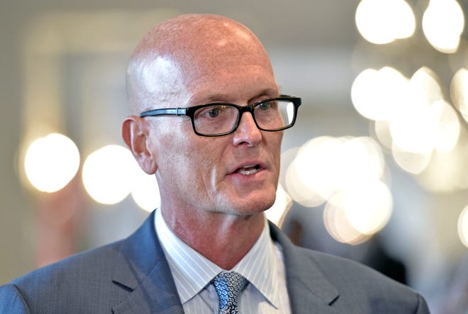 Scott Van Pelt witnessed it as a first-time Gala attendee at the 16th Annual Dick Vitale Gala held at the Ritz-Carlton, Sarasota, Friday evening May 7, 2021.