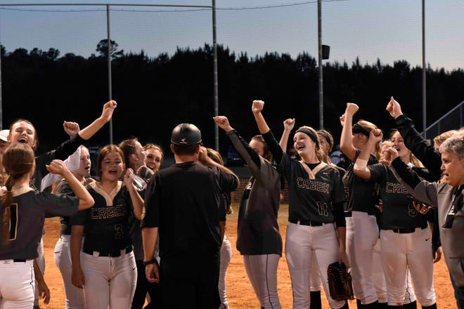 For the first time in school history, the Gray's Creek softball team will play for a regional championship.