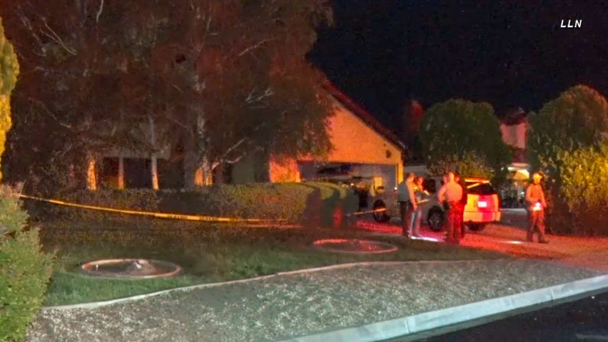 6 people, including 4 children, injured after house fire in Spring Valley Lake
