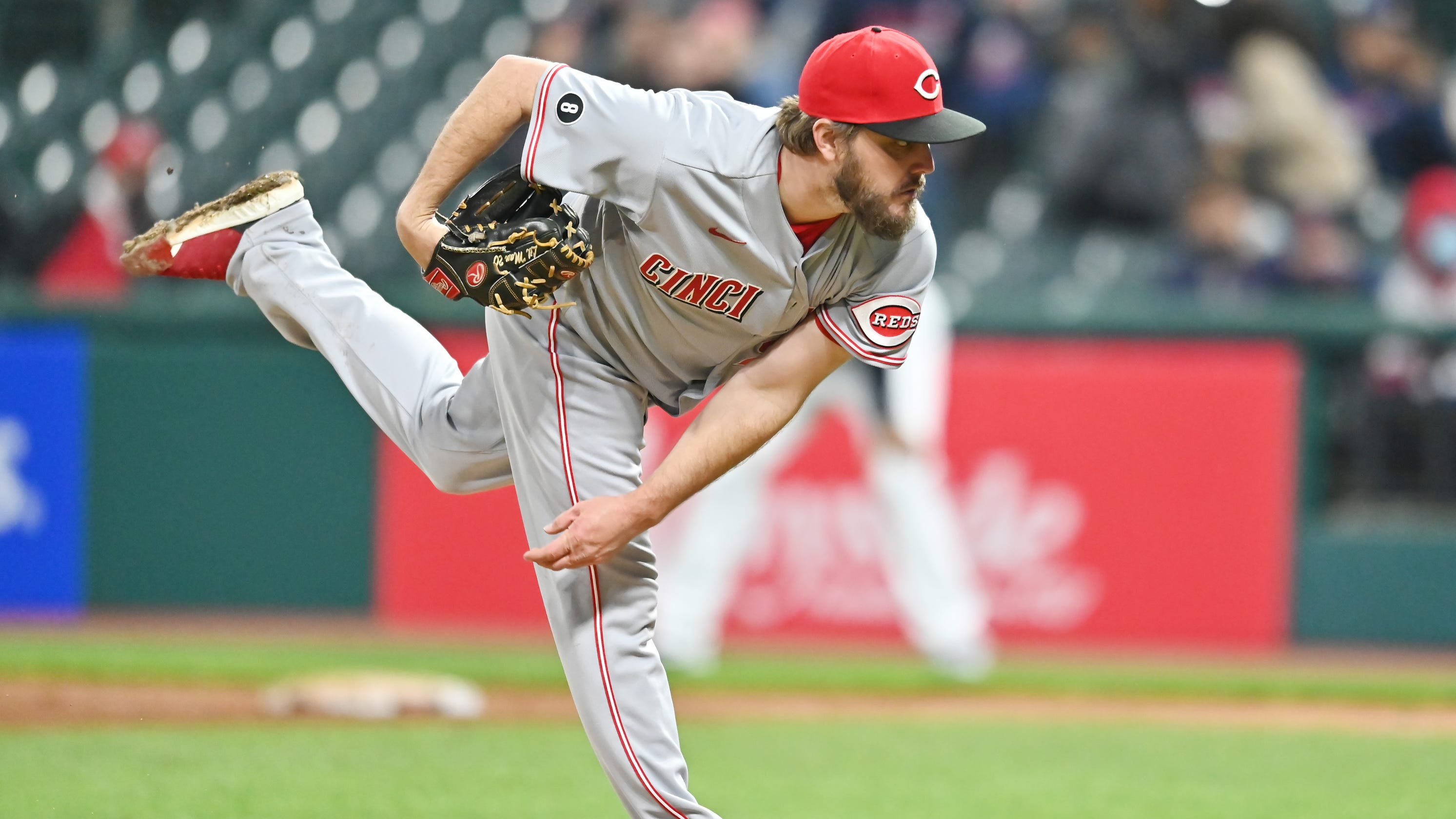 Reds' Wade Miley must make Incredible Hulk tattoo permanent after no-hitter, teammate says