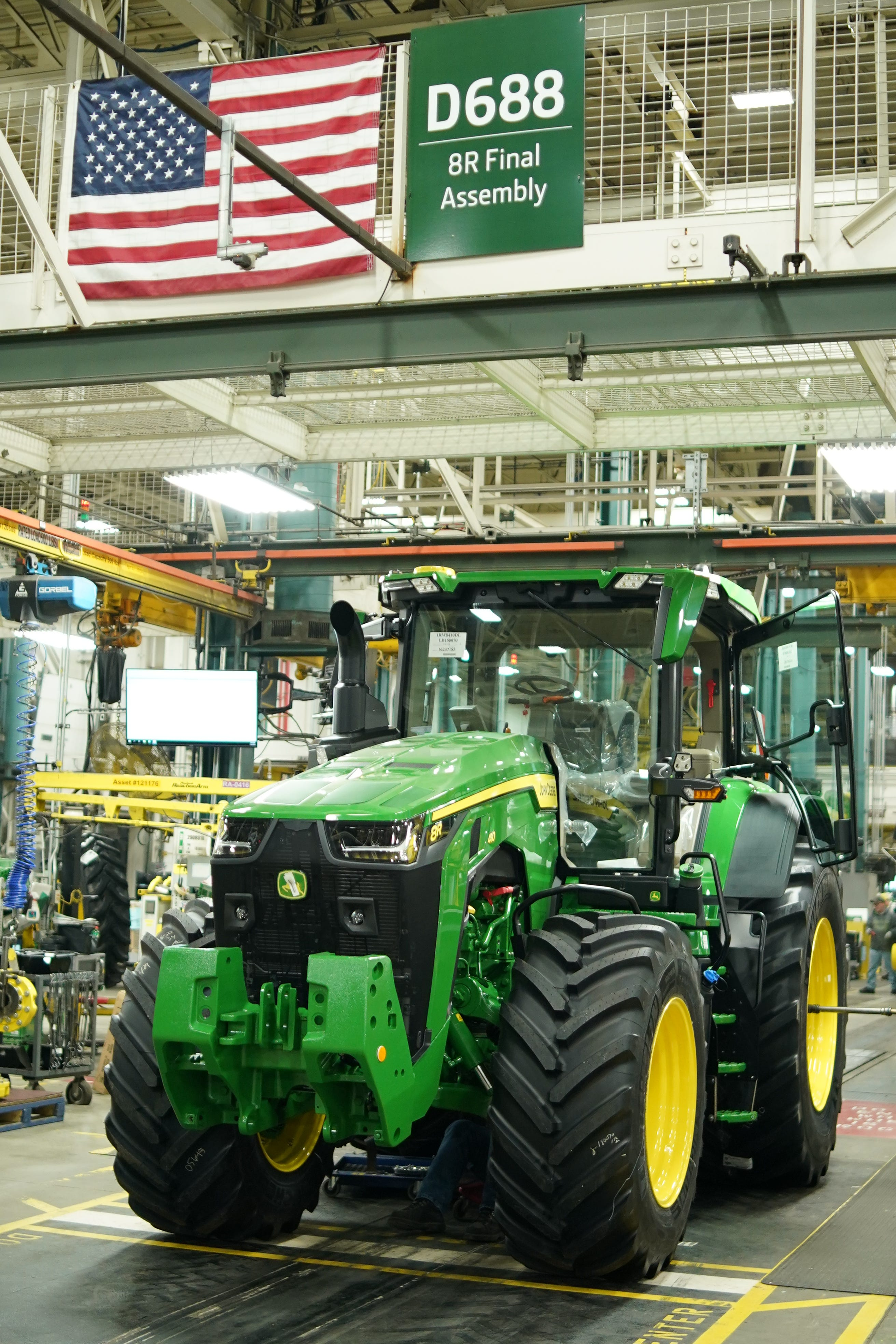 Everybody wants a John Deere tractor. But not everybody wants a John Deere job. Why?