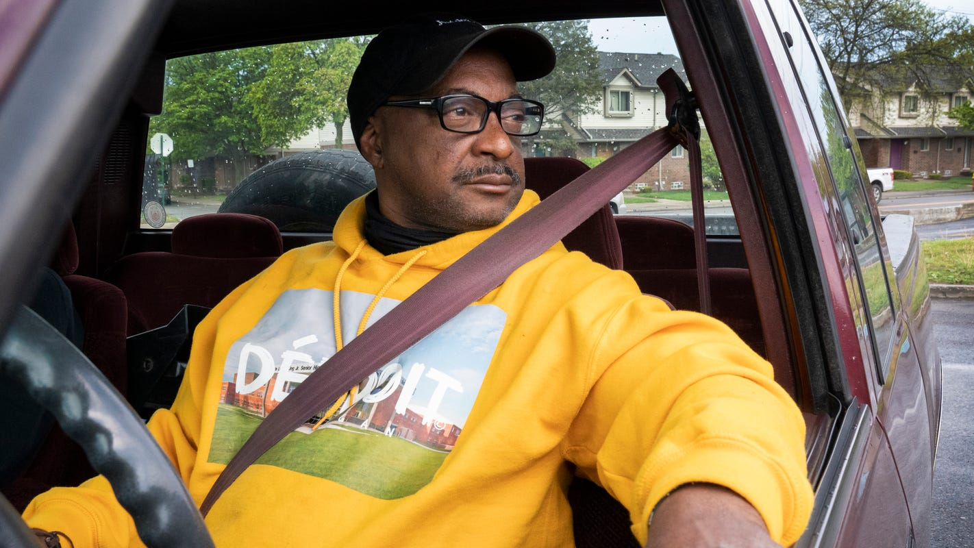 Traffic stops for 'driving while Black' leave scars for metro Detroiters
