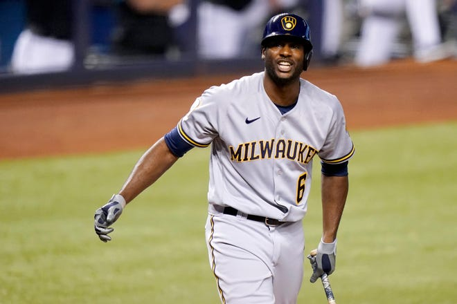 Lorenzo Cain has played in only 31 games this year.