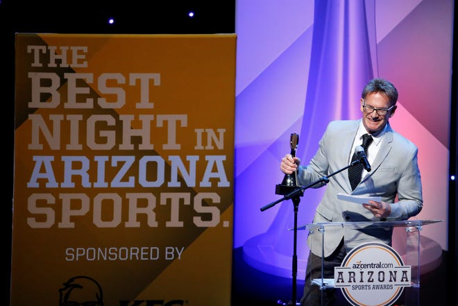 Richard Obert has been a mainstay of high school football coverage at the Arizona Republic for nearly two decades.