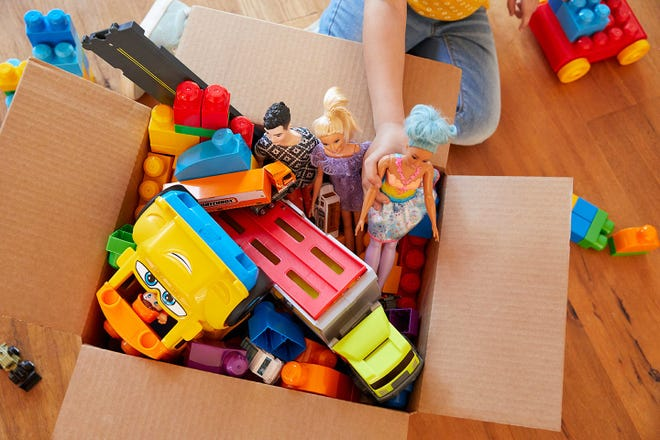Mattel has a new program to recover and reuse materials for old Mattel toys for future products called Mattel Playback.