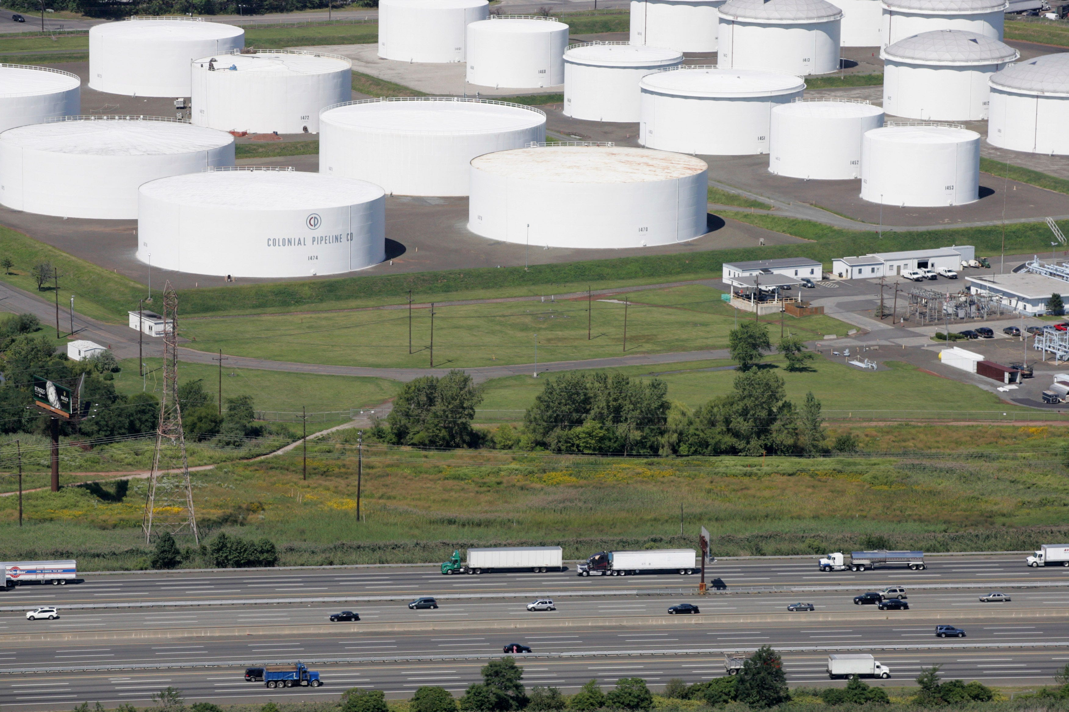 Colonial pipeline cyberattack could cause gasoline shortages in Southeast