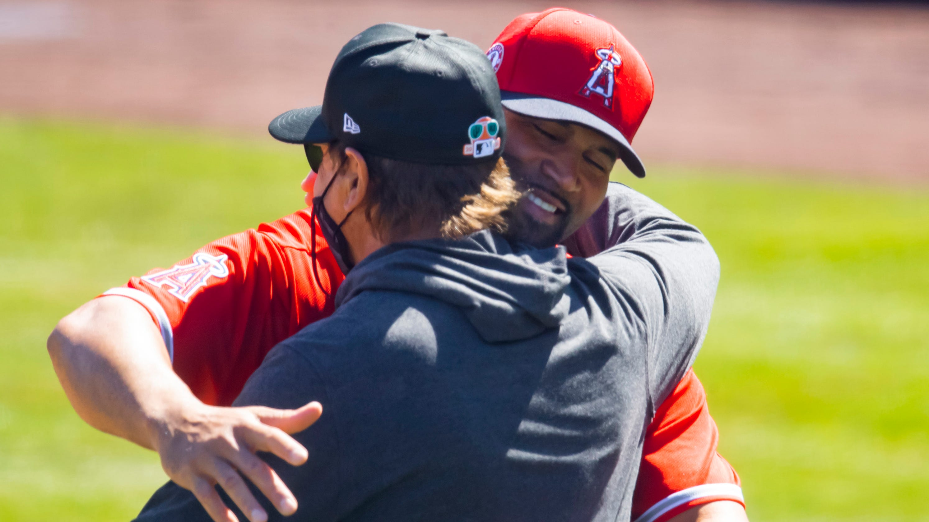 White Sox manager Tony La Russa says of potential reunion with Albert Pujols: 'There is no fit'