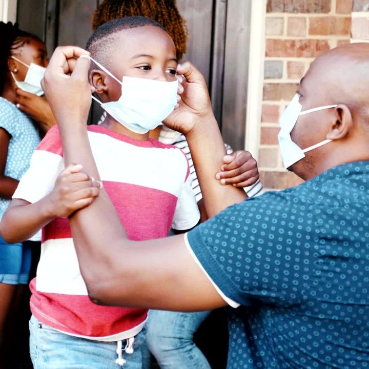 Stores drop masks for fully vaccinated after CDC says no masks indoors