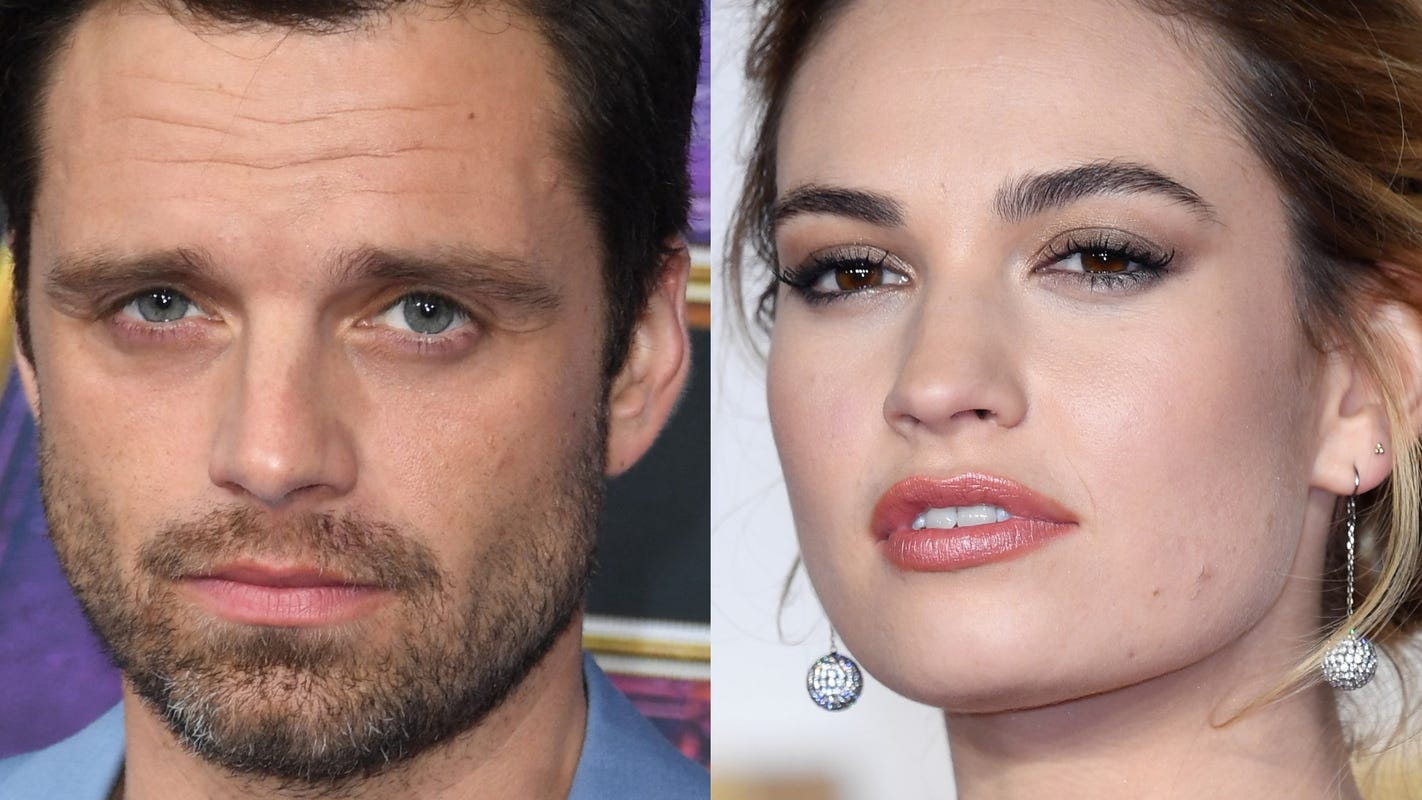 First look at Sebastian Stan, Lily James as Tommy Lee, Pamela Anderson: See the photos – USA TODAY