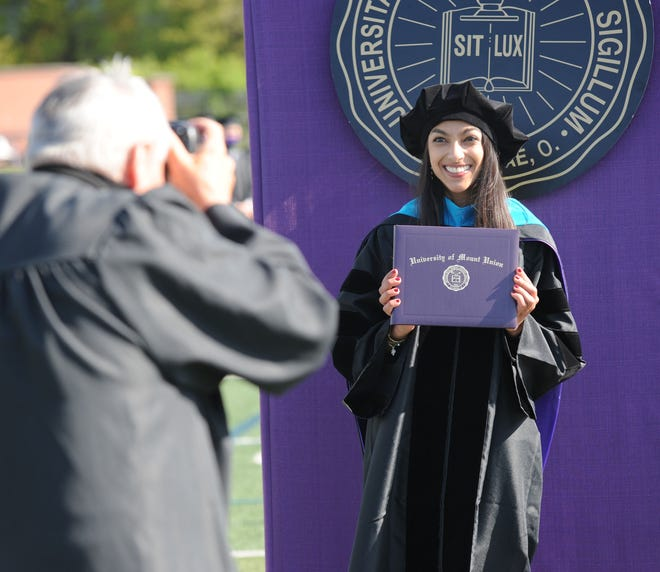 Mount Union's 175th Commencement Exercises were held Friday through Sunday at Mount Union Stadium.