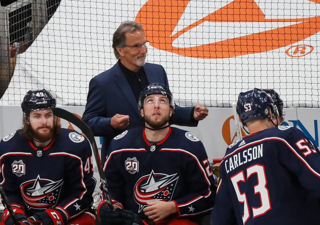 John Tortorella coached his final game with the Blue Jackets on Saturday night. He and the team mutually agreed to part ways after six seasons in Columbus.