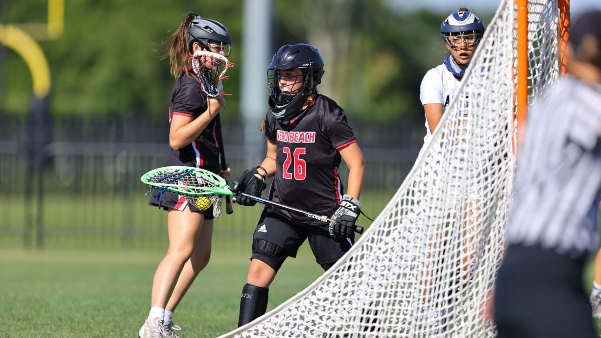 HS Girls Lacrosse: Vero Beach defeated by St. Thomas Aquinas in 2A state finals