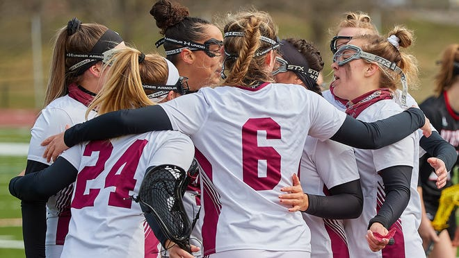 The Walsh women's lacrosse team won the Great Midwest Athletic Conference regular season and tournament titles for the first time this season.