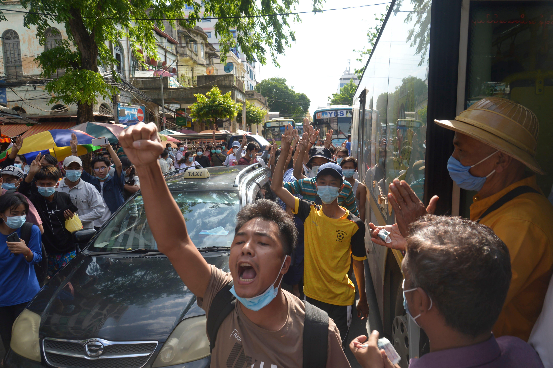 Myanmar junta brands ousted lawmakers 'terrorists' 1