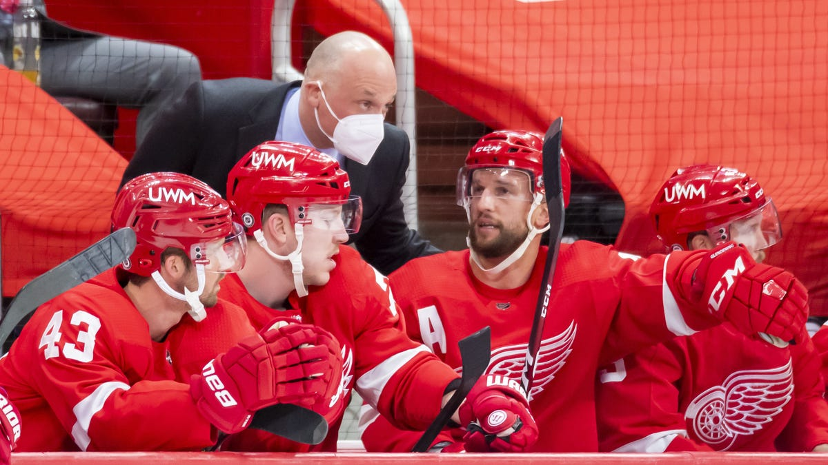 Coach Jeff Blashill's future becomes foremost issue with Red Wings season now in books 2
