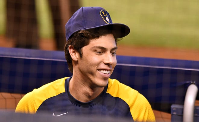 Brewers star Christian Yelich is beginning a minor-league rehab assignment with the Nashville Sounds in hopes of getting ready to return to action in the big leagues.