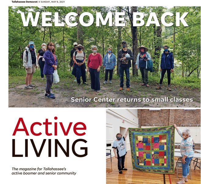 Active Living Magazine for May 9, 2021