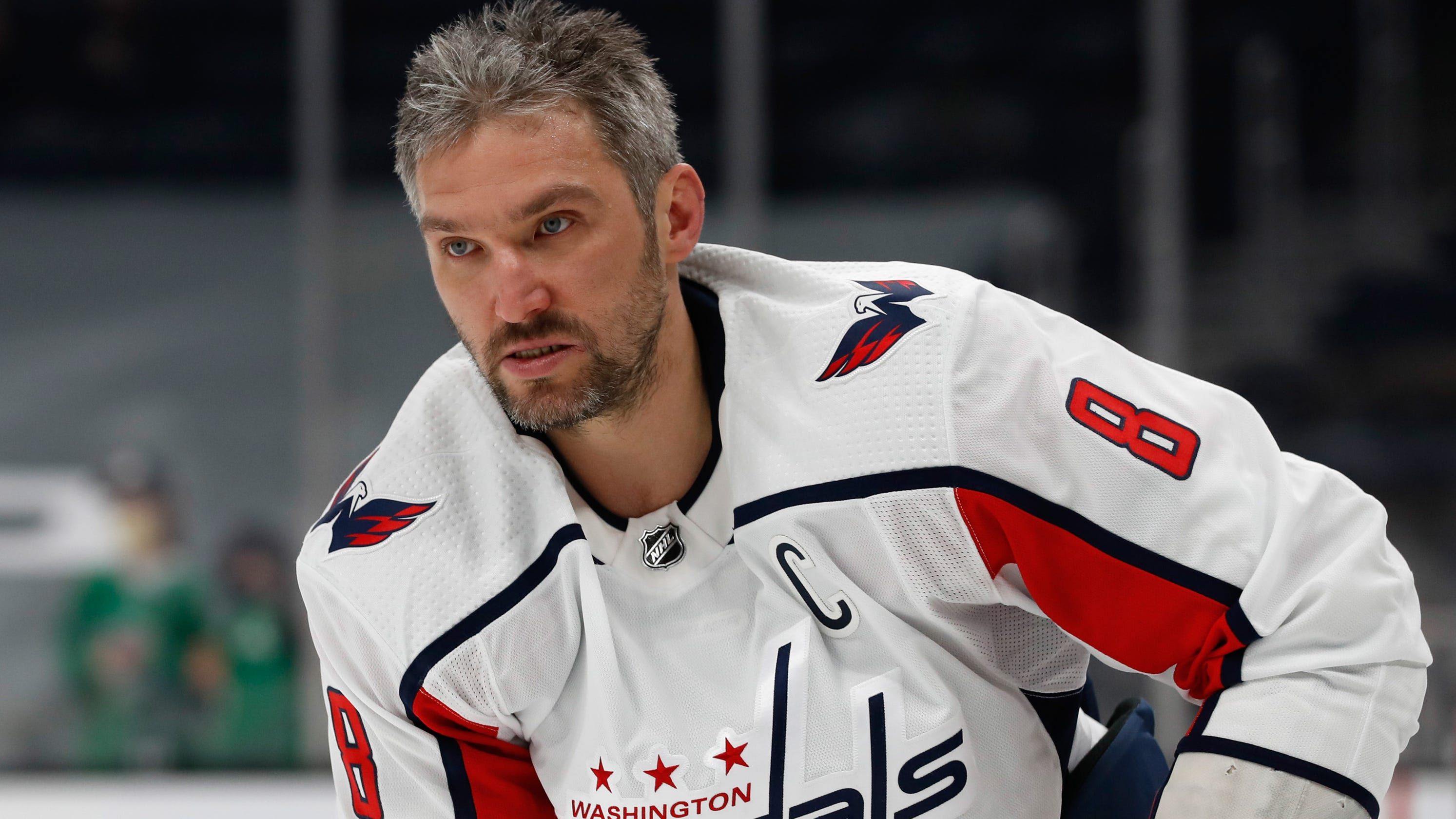Alex Ovechkin buying stake in NWSL's Washington Spirit: 'I support everybody in this town'