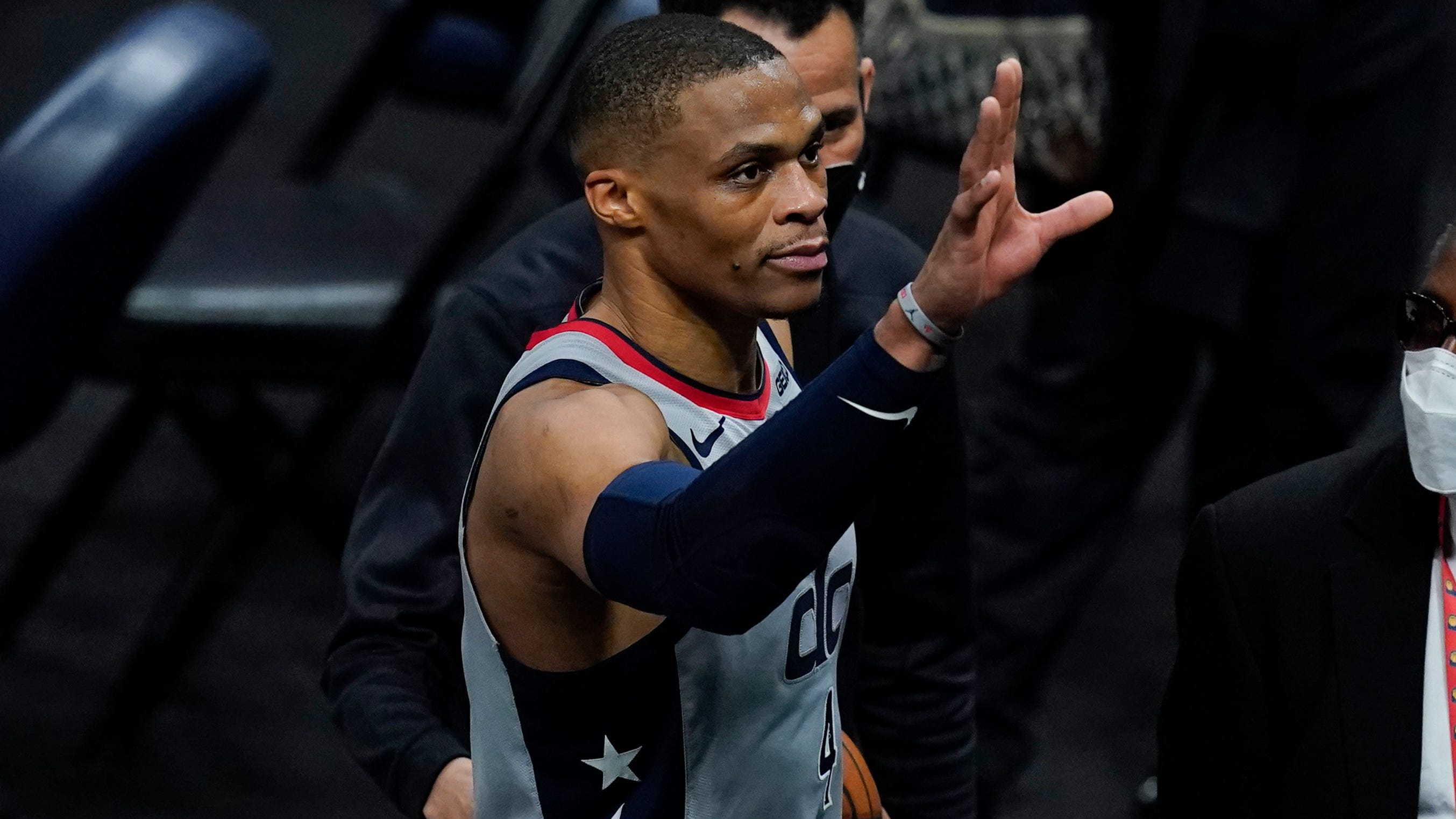Russell Westbrook ties Oscar Robertson's NBA record with 181st career triple-double