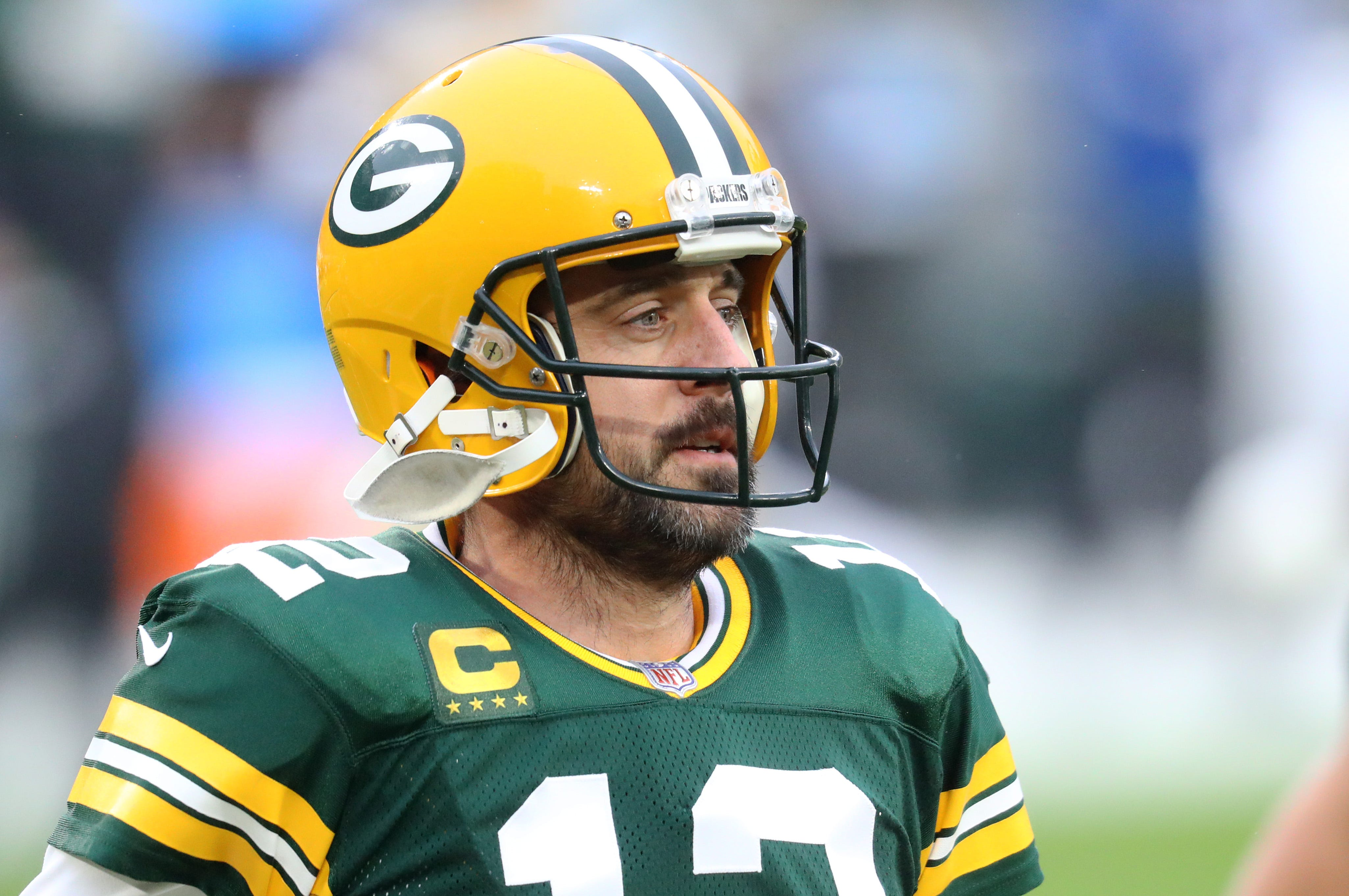 Packers coach doesn't know if Aaron Rodgers will show up for mandatory veteran minicamp next week