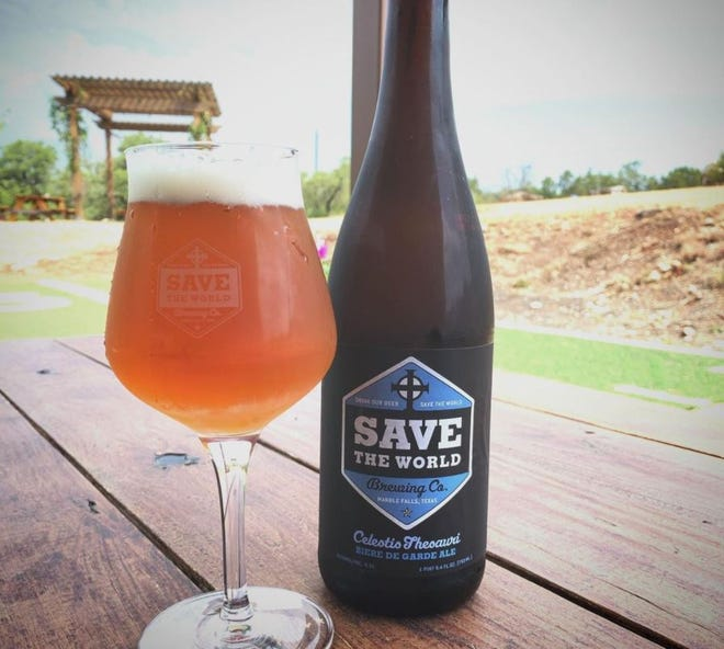Save the World Brewing Co. opened in Marble Falls in 2014 and continues to donate proceeds to local nonprofits.