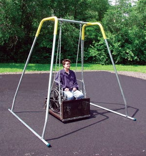 Leadership Ashland Class of 2021 seeks to raise monry for a wheelchair-accessible swing at Dale-Roy School.