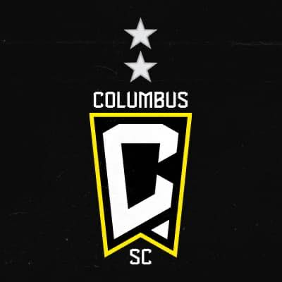 The new logo for Columbus SC, formerly Columbus Crew SC