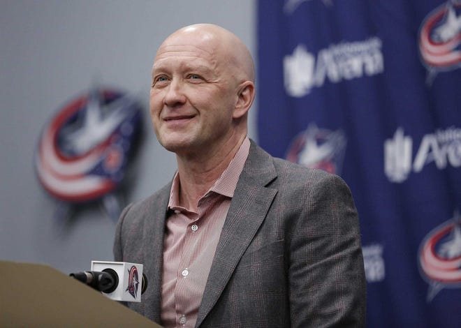 Blue Jackets general manager Jarmo Kekalainen has three first-round draft picks to use on Friday, including the fifth overall.