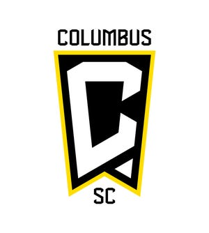 The new logo for the Crew, which is now officially known as Columbus SC.
