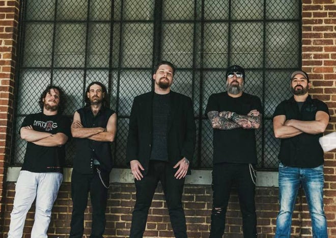 Asheboro band We Rise to Fall is looking forward to another opportunity to expand their music's reach after long pandemic hiatus.
