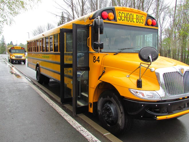 WHSD used $40,000 in grant funding to equip its fleet of big yellow school buses with state of the art surveillance cameras inside and outside to enhance student rider safety. The cameras have been live since the end of April.