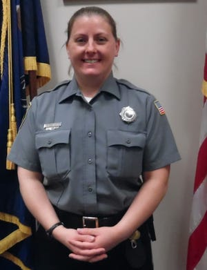Pike County Correctional Officer Melissa Conway