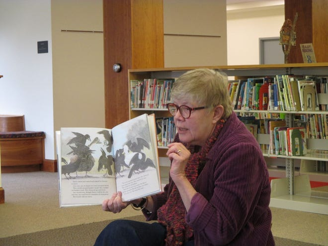Kathleen Whalin, the longtime Children's Librarian at the York Public Library, is retiring May 15.