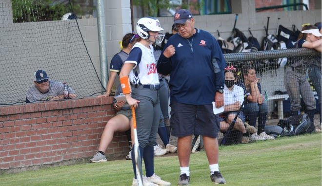 George Gutierrez led Ascension Christian to a 49-30 record in four years as the Lady Lions' head coach.