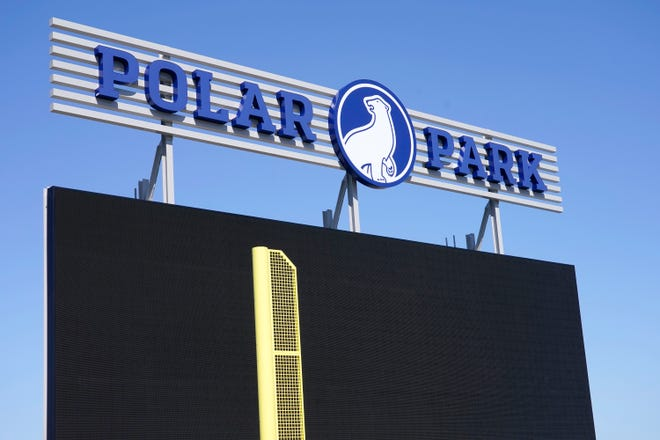 The Worcester Red Sox baseball team will open Polar Park, the new home of their Triple-A affiliate of the Boston Red, on Tuesday.